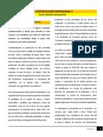 Lectura - La Contratación Empresarial II