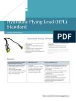 Hydraulic Flying Lead Standard Hfl