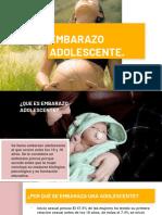Embarazo Prematuro