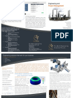 Pro-Mech Engineering_brochure of Services