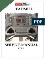 Star Trac Pro Manual de Servicio