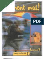 Curso de Aleman-Moment Mal!.Langenscheidt-Lehrbuch I-Nivel Elemental e Intermedio.by Jbq