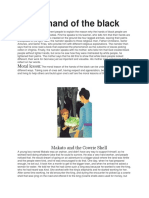 Hands of the Black, Soul, Makato Expanation