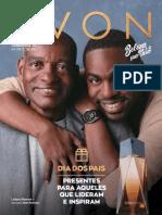 Folheto Avon Cosméticos - 13/2019