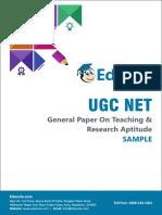 Sample Theory & Que. -UGC NET GP-1 Data Interpretation (UNIT-7).pdf