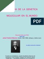 Clase Presentacion Genetica Molecular 2017 (1)