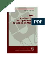 01 Retos y Perspectivas de La Procuración de Justicia en México - Miguel Carbonell
