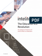The Education 4.0 Revolution