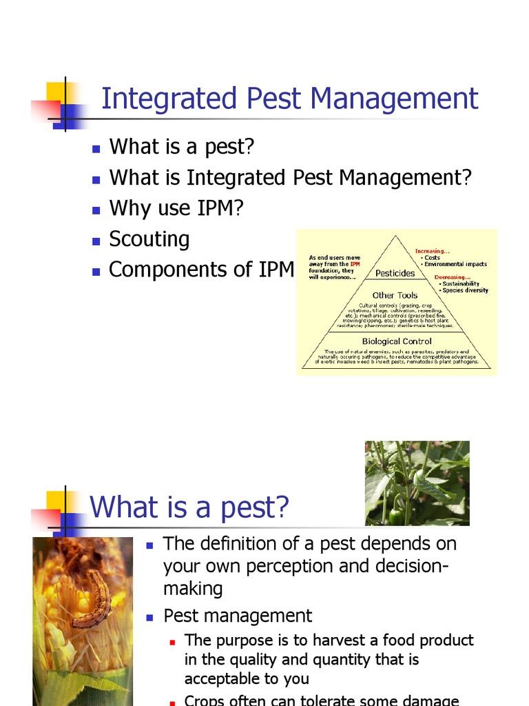 integrated pest management 0 | biological pest control | pest control