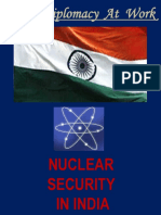 Nuclear Security in India