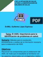 II- Métodos Para Recolección,Procesamiento y Análisis