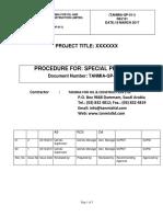 12)Qp-11 Special Process