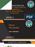 4. Presentación Honduras