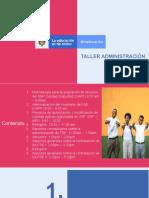 Capacitacion Taller FSE 2019