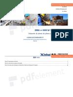Cotización de Planta de Plomo y Zinc de 1 Tph de Argentina-Copiado