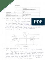 circuit analyasis -1