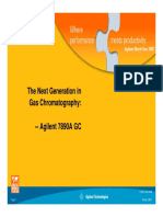 The Next Generation in Gas Chromatography