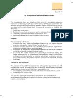 OSHA Summary 1994 From UTM