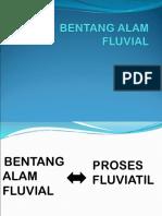 Bentang Alam Fluvial