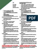 Indicatii Pentru Purtatorii de Proteze