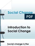 Introduction to Social Change
