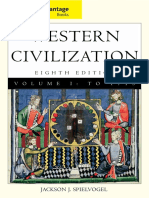 Western Civilization- Chapter01