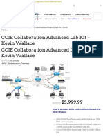 CCIE Collaboration Lab Kit