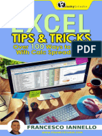 EXCEL_ Tips & Tricks - Over 100 Ways to Crash With Casoft Excel - Francesco Iannello