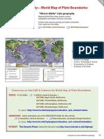 7-World Map of Plate Boundaries