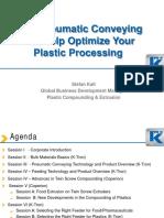 K-Tron - Plastic Conveying PresentationV2 (SK)