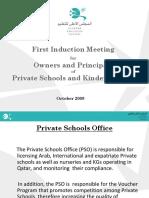 Education Presentation