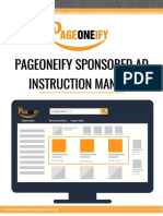 How to Create Pageoneify PPC