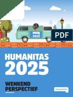 Humanitas 2025 - Wenkend Perspectief