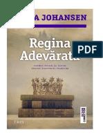 Erika Johansen - [Regina tinutului Tearling] 1 Regina adevarata (V 1.0).docx