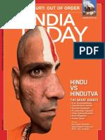 India Today - India Today [January 29, 2018] _ Hindu Vs Hindutva (2018, India Today).pdf