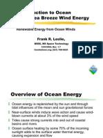 Energy Ocean Wind Intro