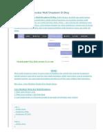 Tips Dan Trik Agar Tulisan Diterima Penerbit