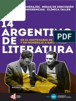 14°Argentino-Literatura