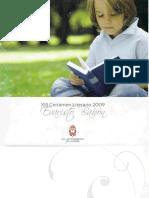 "XIII Certamen Literario ""Evaristo Bañón"" Caudete 2009"