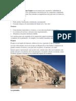 Técnicas de Construcción en El Antiguo Egipto