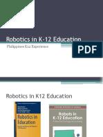 robotics k12