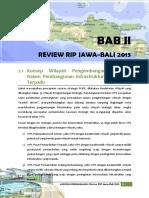 Bab II Review Rip Jawa Bali 2015