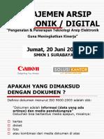 Digital Arsip