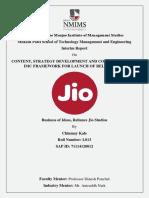 Internship Interim Report
