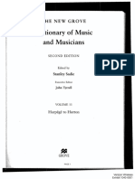 Exhibit-1043-New Grove Dictionary of Music and Musicians