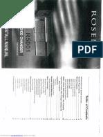 R5001 manual