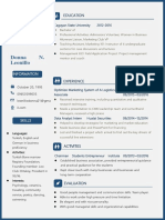Personal Resume-WPS Office