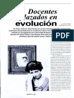 Docentes Aplazados en Evolución