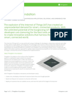 ThingWorx Foundation Product Brief Jun 2017 FINAL