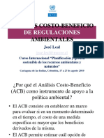 Analisis Costo Beneficio PDF